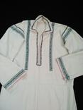 7. Буковинська сорочка вишиванка старовинна, фото №2