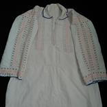 3. Буковинська сорочка вишиванка старовинна, фото №2