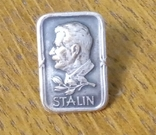 Значок Сталин, фото №2