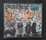 Free (рок-гурт). CD виробництва Німеччини, фото №4