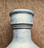 Фляга немецкая, Вермахт S.S.L.41, фото №5