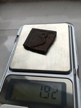 Кожаный жереб ((2) выполнял функцию денег) копия, фото №3