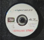 """""""ВОХ"""" №4. """"Різне"""". Рок-гурти та виконавці. 10 DVD-дисків. Від """"Creedens"""" до """"Deep Purple"""", фото №6"""
