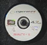 """""""ВОХ"""" №4. """"Різне"""". Рок-гурти та виконавці. 10 DVD-дисків. Від """"Creedens"""" до """"Deep Purple"""", фото №7"""