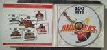 """Кращі класичні блюз-рок-хіти. Серія """"100 HITS"""". CD Blues-Rock, фото №3"""