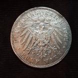 5 марок 1902 Вильгельм, фото №3