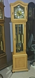 Часы напольные четвертные Германия, фото №2