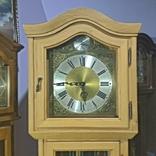 Часы напольные четвертные Германия, фото №3