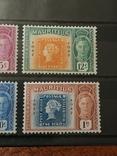 Британские колонии MNH полная серия, фото №3