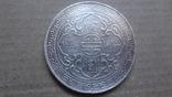 1 торговый доллар 1897 Великобритания серебро (9.11.12), фото №5