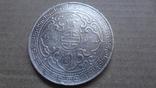 1 торговый доллар 1897 Великобритания серебро (9.11.12), фото №6