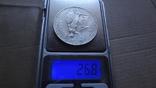 1 торговый доллар 1897 Великобритания серебро (9.11.12), фото №8