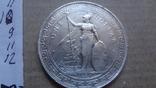 1 торговый доллар 1897 Великобритания серебро (9.11.12), фото №9