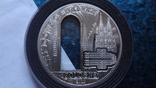 10 долларов 2010 о-ва Кука Окно серебро, фото №3