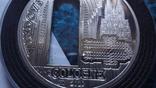 10 долларов 2010 о-ва Кука Окно серебро, фото №4