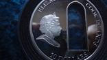 10 долларов 2010 о-ва Кука Окно серебро, фото №7