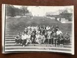 1939 Одесса Дом отдыха Экскурсия Потёмкинская лестница, фото №2