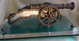 Пушка подариная генерал-лейтинанту (начальнику военного училища), фото №9