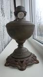 Лампа Чудо, Берлин, патент.Керосиновая под реставрацию., фото №2