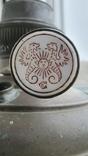 Лампа Чудо, Берлин, патент.Керосиновая под реставрацию., фото №3