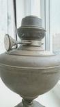 Лампа Чудо, Берлин, патент.Керосиновая под реставрацию., фото №4