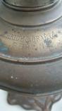 Лампа Чудо, Берлин, патент.Керосиновая под реставрацию., фото №5