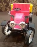 Игрушка Грузовой автомобиль 70г. 5-ь машинок одним лотом, фото №4