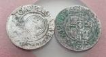 Две средневековые монеты, фото №3