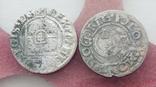 Две средневековые монеты, фото №4