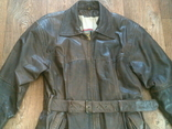 Red Baron pilot - фирменная кожаная куртка, фото №8