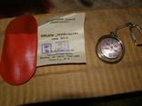 Брелок термометр из СССР., фото №2