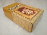 Коробка Печенье, драже Українське кінець 80-х, фото №5