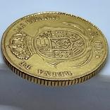 100 реалов. 1862. Изабелла II. Испания (золото 900, вес 8,35г), фото №10