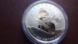20 долларов 2014 Канада Снеговик серебро 999,9 (8.5.11), фото №3