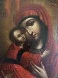 Икона Богоматерь Владимирская, фото №5