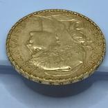 20 франков. 1905. Франция. Петух (золото 900, вес 6,45 г), фото №13
