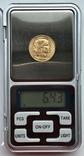20 франков. 1908. Петух. Франция (золото 900, вес 6,43 г), фото №13