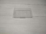Коробка, бокс, футляр, кейс, для аккумуляторов 18650 прозрачный, фото №2