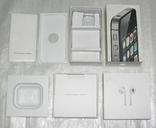 IPhone 4S + AirPods коробки Оригинал, фото №2