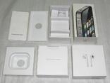 IPhone 4S + AirPods коробки Оригинал, фото №3