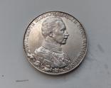 2 марки 1913 Прусія 25 років правління Вільгельма II, фото №2