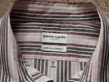 Рубашка мужская Pierre Cardin, хлопок, фото №4
