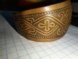 Медный браслет, фото №2