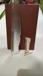Два сувенира из плексигласа. Один без основания., фото №4