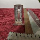 Два сувенира из плексигласа. Один без основания., фото №7