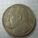 Польша 10 злотых, 1935, фото №5