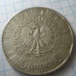 Польша 10 злотых, 1935, фото №6