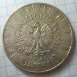 Польша 10 злотых, 1935, фото №7
