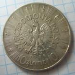 Польша 10 злотых, 1935, фото №8