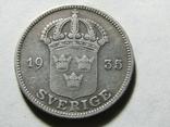 50 ере 1935 Швеция, фото №5